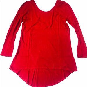 Zara Long Sleeved Tee Shirt